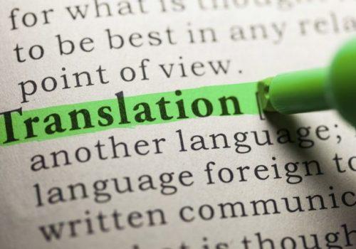 5 Factors for High-Quality Translation Service