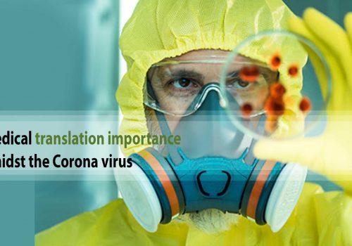 Medical Translation Importance amidst the Coronavirus
