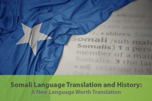 Somali Language Translation