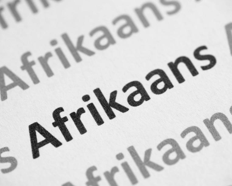 Professional Afrikaans Translation Service