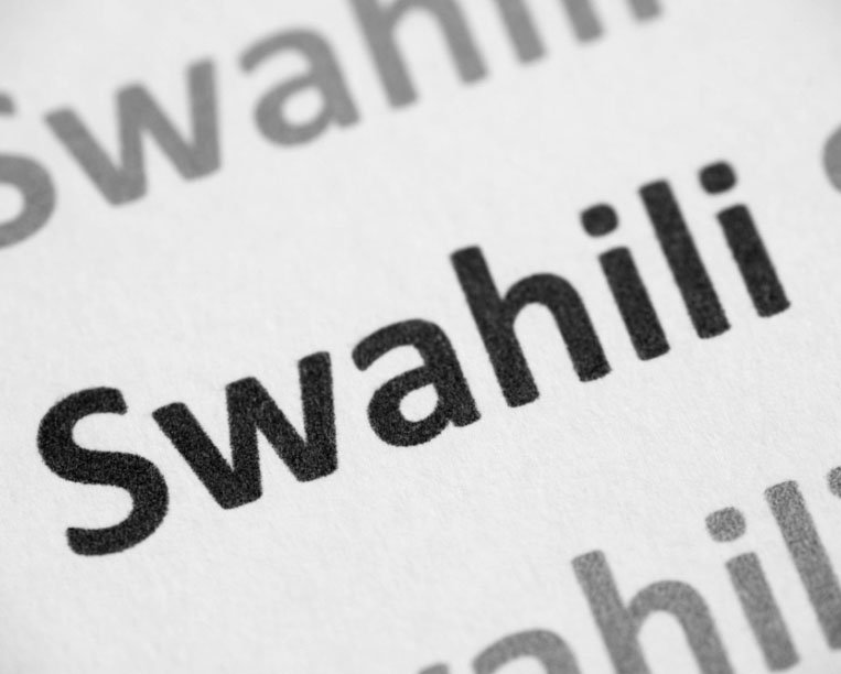 Professional Swahili Translation Services