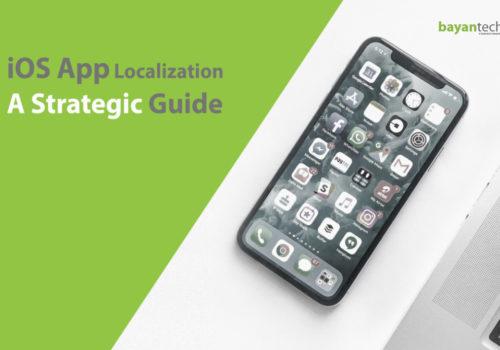 iOS App Localization: A Strategic Guide